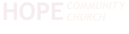 Hope Community Church Childers